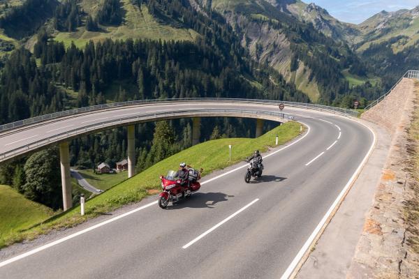 MOTORRADSTRASSEN Videomagazin- Hochtannbergpass ©motorradstrassen