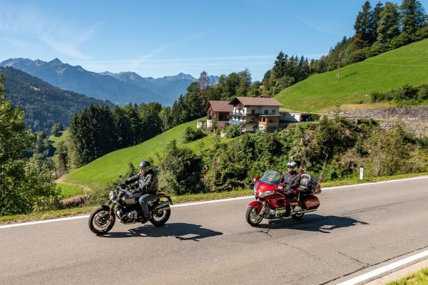 MOTORRADSTRASSEN Videomagazin- Vorarlberg ©motorradstrassen