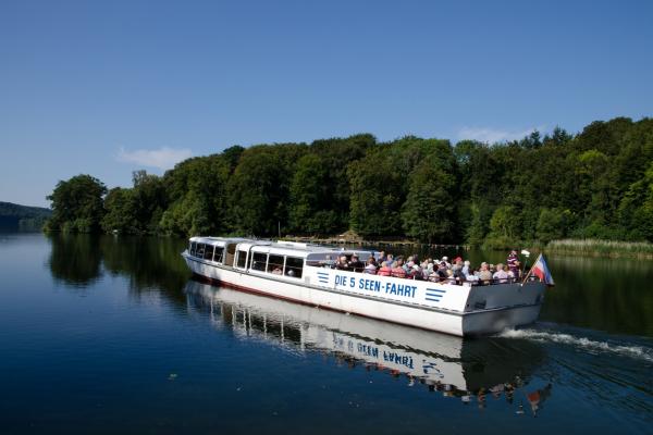 MOTORRADSTRASSEN - Motorradtouren Ostsee- 5-Seen-Fahrt ab Malente © Frank Sachau