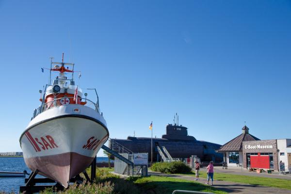 MOTORRADSTRASSEN - Motorradtouren Ostsee - U-Boot Museum Fehmarn © Frank Sachau