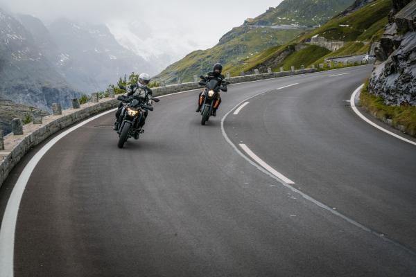 Motorradland Kärnten-Großglockner Hochalpenstraße ©motorradstrassen