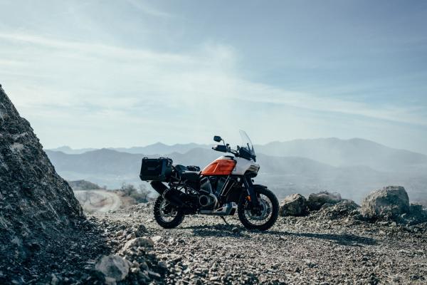Reiseenduros im Modelljahr 2021 - Harley-Davidson-PanAmerica Special © Ulf Böhringer. Mehr dazu unter www.motorradstrassen.de