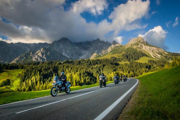 Motoradfahren am Großglockner ©MOPPETFOTO.de