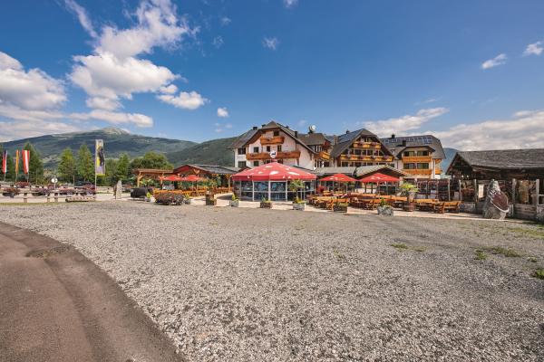 Grizzly Sport & Motorrad Resort im Salzburger Land