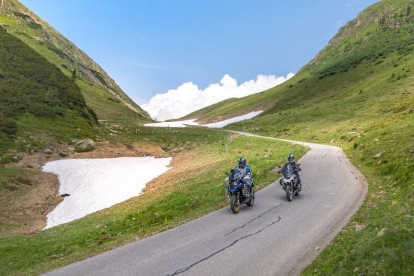 Motorradtouren mit Astrid und Christian - Grizzly Sport & Motorrad Resort und BMW Testride Hotel ©Grizzly