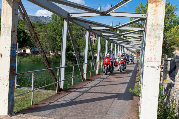 Motorrad fahren - Kroatien - Velebit ©Peter Wahl
