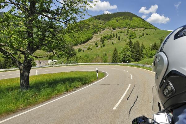 Motorrad fahren - Schwarzwald - bei Todtmoos- MOTORRADSTRASSEN Ausgabe 2/2021© Heinz E. Studt