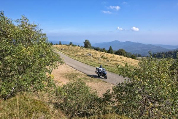Motorrad fahren- Schwarzwald und Elsass- MOTORRADSTRASSEN Ausgabe 2/2021 ©Heinz E. Studt