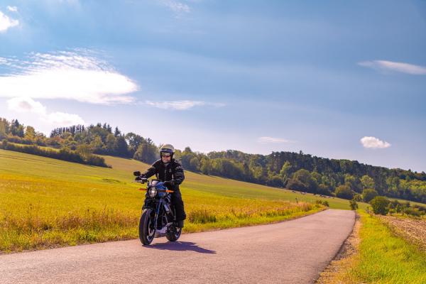 Unterwegs im Saarland mit der HD LiveWire© Peter Wahl
