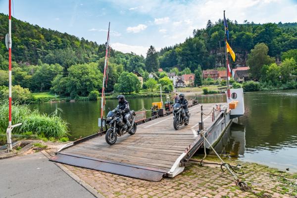 Motorradtouren im Odenwald - MOTORRADSTRASSEN-Partnerhotel Lärmfeuer