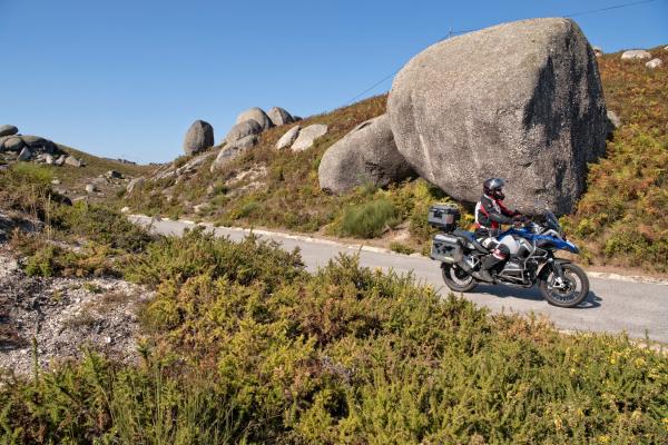 Motorrad fahren im Norden Portugals ©Heinz E.Studt- MOTORRADSTRASSEN Ausgabe 3/2021