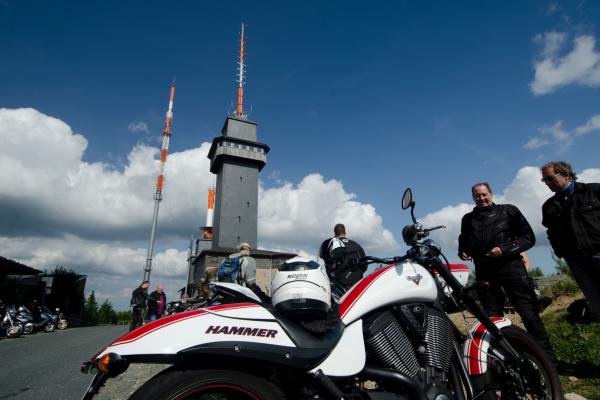 Motorradtreff Großer Feldberg@MOTORRADSTRASSEN