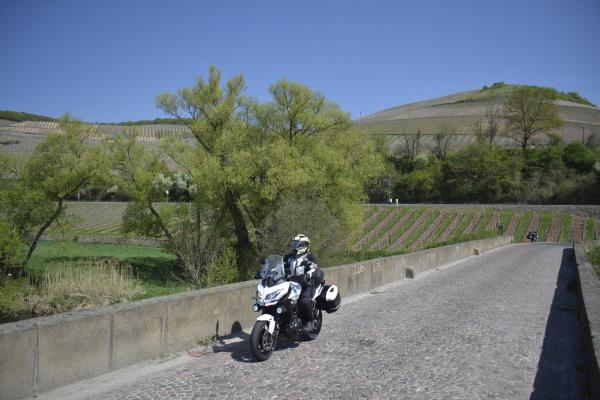 Motorradtouren an der Nahe ©motorradstrassen