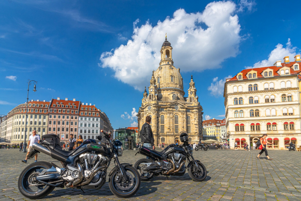 Frauenkirche Dresden © Hagen Pietsch