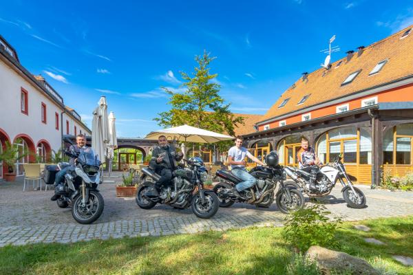 Motorradhotel Oberlausitz © Hagen Pietsch