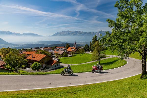Nähe Rankweil - Stuben am Arlberg © Peter Wahl
