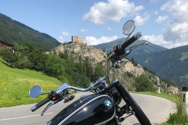 Weisseespitze-BMW R18- Testridehotel © motorradstrassen