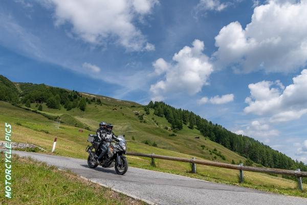 Motorradtour-Fiss Ladis © Peter Wahl