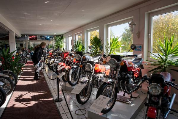 Fahrzeugmuseum Fichtelberg © motorradstrassen