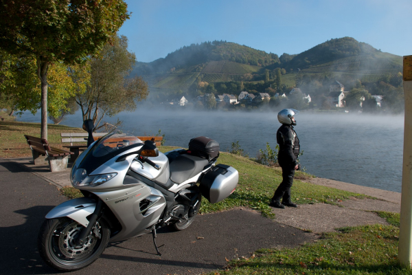 Motoradtouren an der Mosel © motorradstrassen