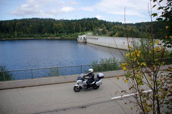 Schwarzenbach-Stausee © motorradstrassen