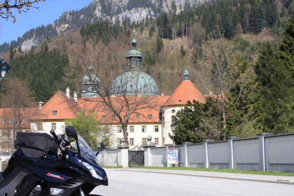 Kloster Ettal © motorradstrassen