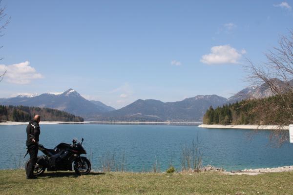 Walchensee © motorradstrassen